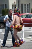 Long Beach Lesbian and Gay Pride Parade 2012 Stock Image
