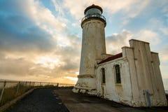 Long Beach Leuchtturm Lizenzfreies Stockbild