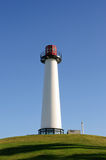 Long Beach lighthouse. The lighthouse in Long Beach,CA on a clear day Stock Images