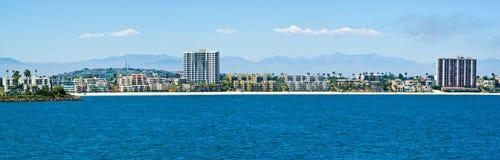 Long Beach Los Angeles, Kalifornien arkivfoton
