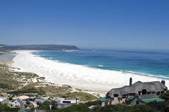 Long Beach near Cape Town, South Africa Stock Photography