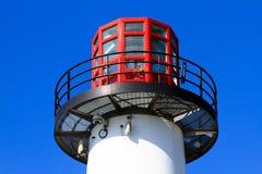 Long Beach schronienia latarnia morska Obraz Stock