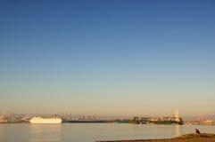 Long Beach schronienie fotografia stock