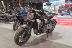 Honda CB1000 R on display Stock Photos