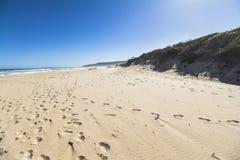 Long Beach w natury ` s dolinie, Południowa Afryka Zdjęcie Royalty Free