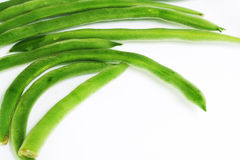 Long beans Stock Images
