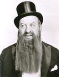 Long beard Royalty Free Stock Photo
