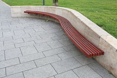 Long Bench Stock Photos