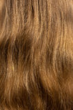 Long blond hair as background Royalty Free Stock Image