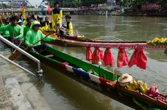 Long Boat Competition Royalty Free Stock Photos