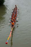 Long Boat Competition Royalty Free Stock Images