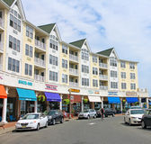 Long Branch Pier Village Stock Photography