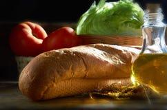 Long Bread Royalty Free Stock Image