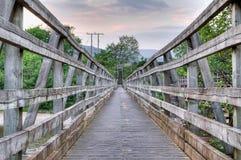 Long bridge Stock Images