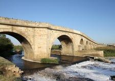 Long Bridge Of Edirne Royalty Free Stock Photos