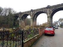 Long Bridge sky stock photos