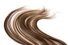 Long cheveu Photos stock