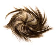 Long cheveu Image stock