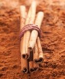 Long cinnamon Royalty Free Stock Images