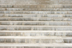 Long concrete stairway Stock Image