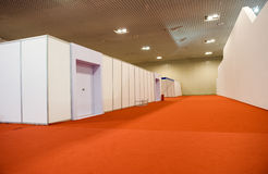 Long corridor Royalty Free Stock Photography