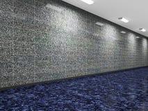 A long corridor Stock Photography