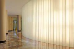 Long corridor Stock Photography