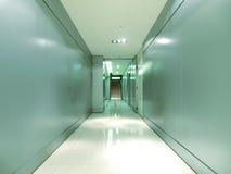 Long couloir Photos libres de droits