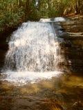 Long Creek Falls Appalachian Trail Stock Photo