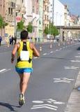 Long Distance Runner stock photos