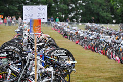 Long Distance Triathlon World Championships 2012 Stock Image
