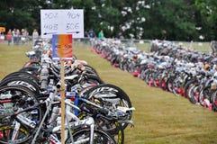 Long Distance Triathlon World Championships 2012 Stock Image