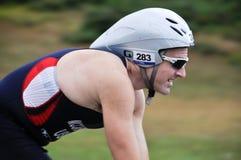 Long Distance Triathlon World Championships 2012 Stock Photo