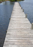 Long dock Royalty Free Stock Photos