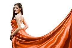 Long dress Royalty Free Stock Image