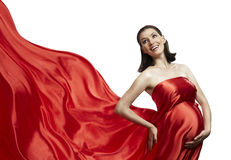 Long dress Royalty Free Stock Photo