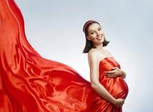 Long dress Stock Photo
