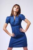 Long dress. Stock Photography