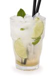Long drink mojito Royalty Free Stock Photography