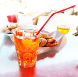 Long drink Spritz Stock Photography