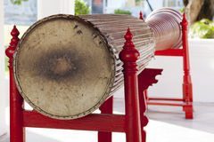 Long drum Royalty Free Stock Images