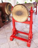 Long drum, Thai style Royalty Free Stock Photos