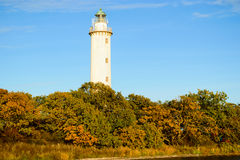Long Erik lighthouse Royalty Free Stock Photo