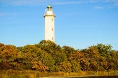 Long Erik lighthouse Royalty Free Stock Photo