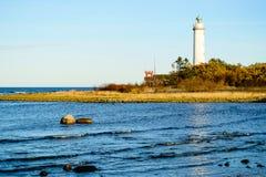 Long Erik lighthouse Royalty Free Stock Images