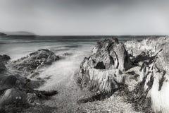 Long Exposure. Artistic photo of sea, long exposure Stock Photography