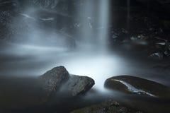 Long exposure of Chapman Falls, Devil's Hopyard Park, Connecticu Stock Photography