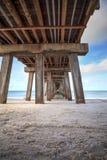 Long exposure of Naples Pier, Florida