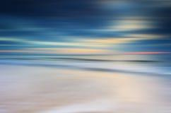 Free Long Exposure Of Soft Sunset Stock Photos - 35425523