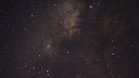 Africa`s Milky Way. Long Exposure photos of stars taken in Maasai Mara royalty free stock photo